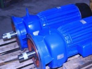 Reparatur von Kranmotoren