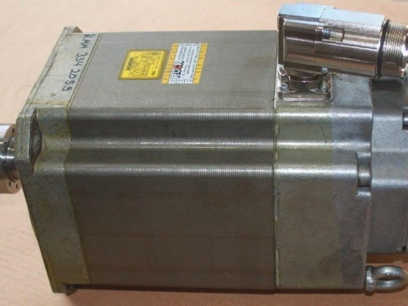 4. Bild Reparatur AC-Servo Getriebemotoren