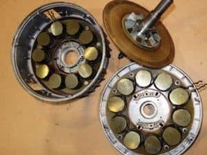 1. Bild Reparatur DC-Scheibenlaeufermotor