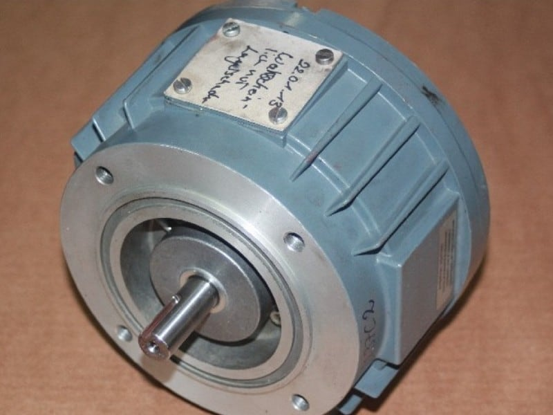 3. Reparatur DC-Scheibenlaeufermotor