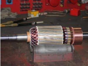 Gleichstrom - Nebenschlussmotoren
