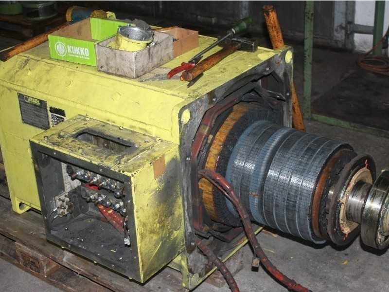 4. Bild Gleichstrom - Nebenschlussmotoren