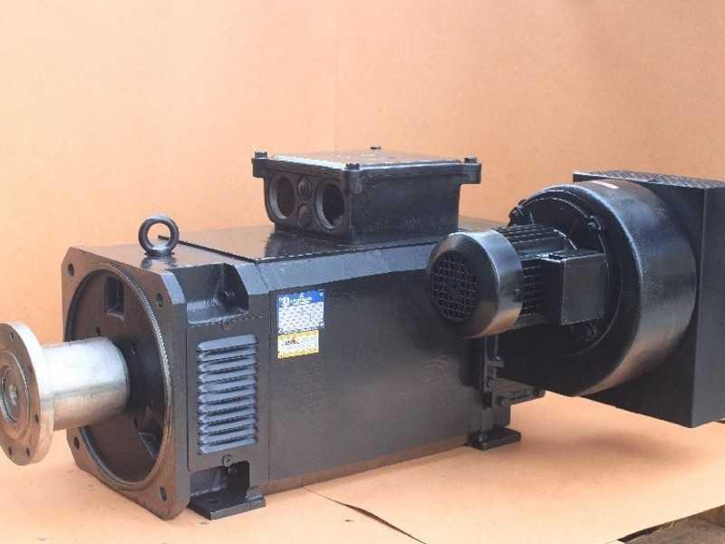 5. Bild Gleichstrom - Nebenschlussmotoren