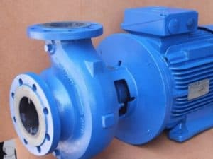 Reparatur Kreiselpumpe / Standrohrpumpe