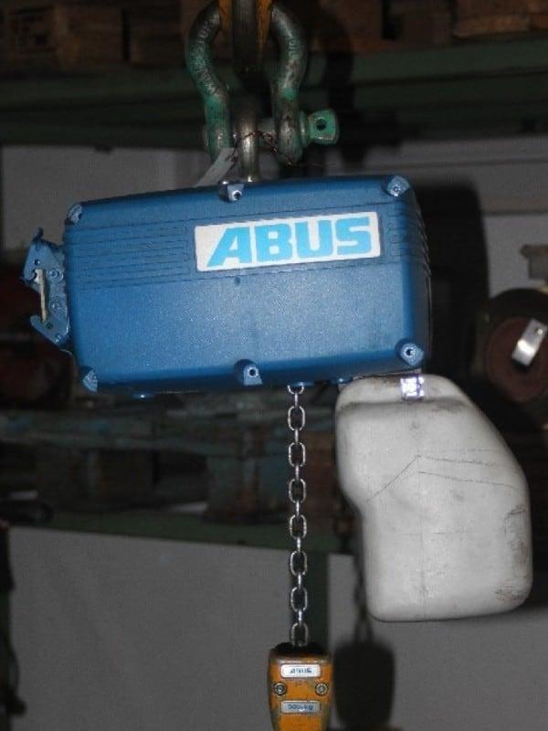 3. Bild Reparatur Kranmotor