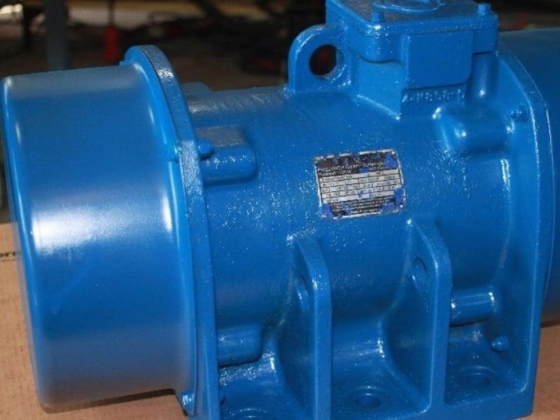 3. Bild: Reparatur von Drehstrom-Motoren