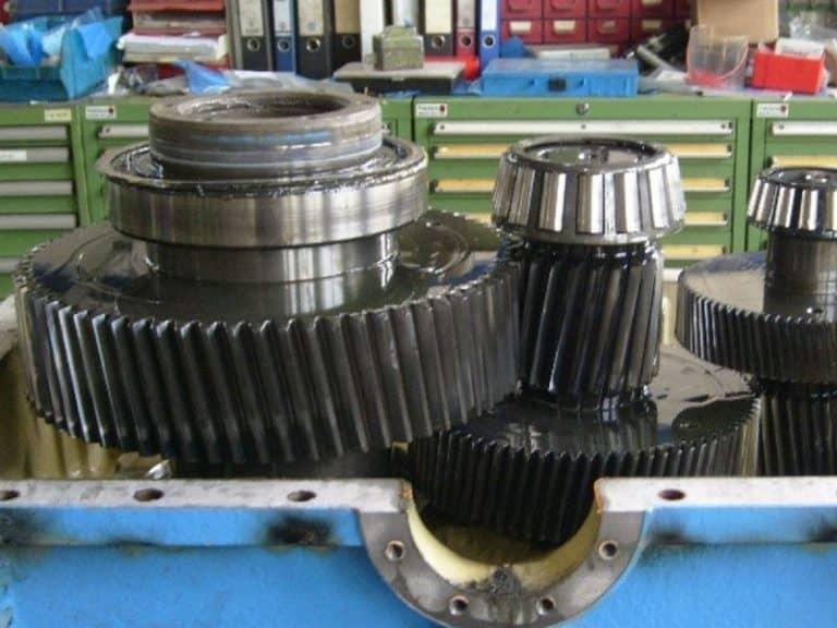 Reparatur von Getriebemotoren - Bild 4