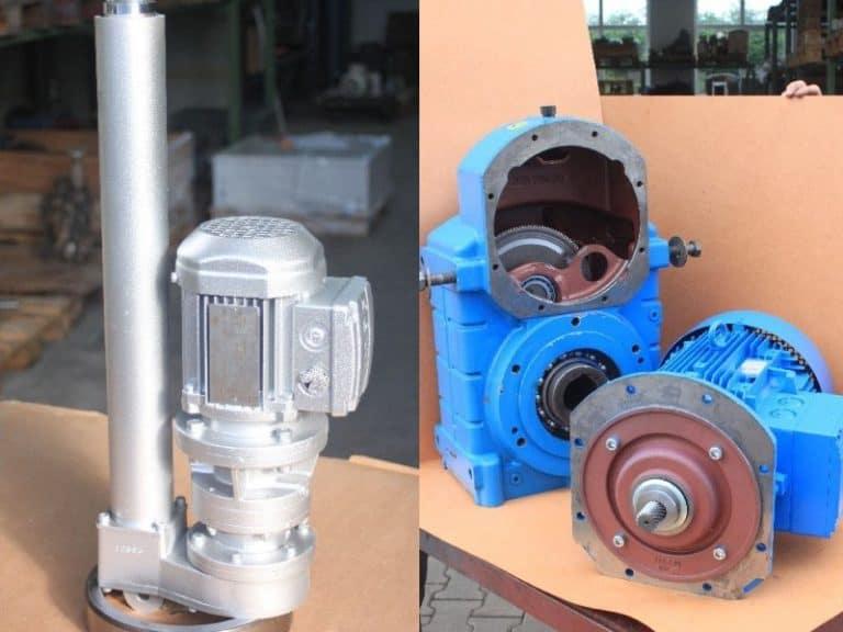 Reparatur von Getriebemotoren - Bild 7