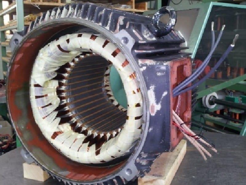 5. elektromotor neu wickeln