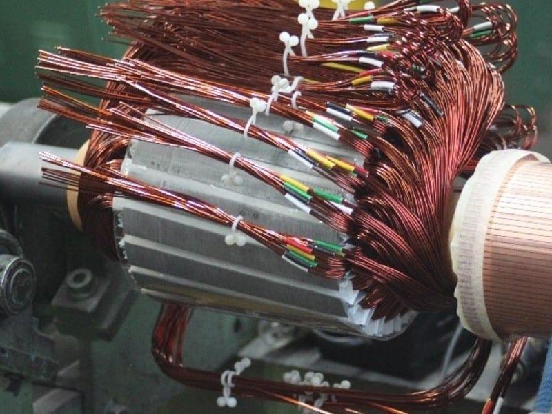 elektromotoren neu wickeln lassen