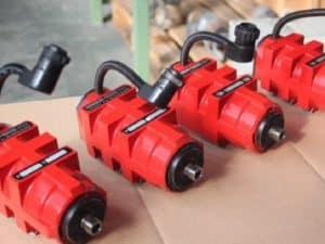 hauptspindelmotor reparieren - Motorenansicht 5