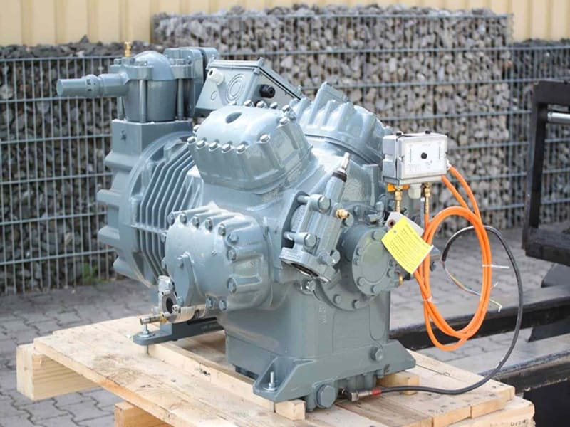 Kälteverdichter Kompressor reparieren