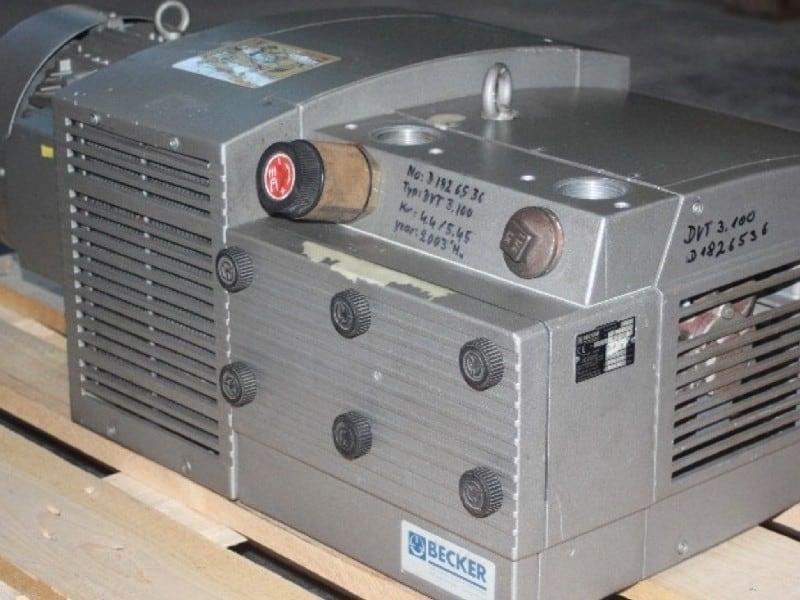 1. Bild Vakuumpumpen reparieren