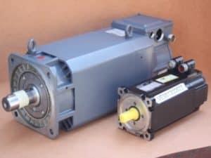 1. Bild Reparatur AC-Servo Getriebemotoren