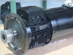 Drehstrom Motor reparieren